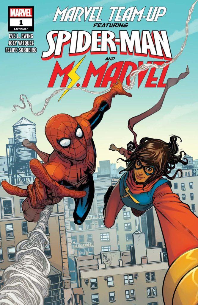 Marvel Team Up 2019 1