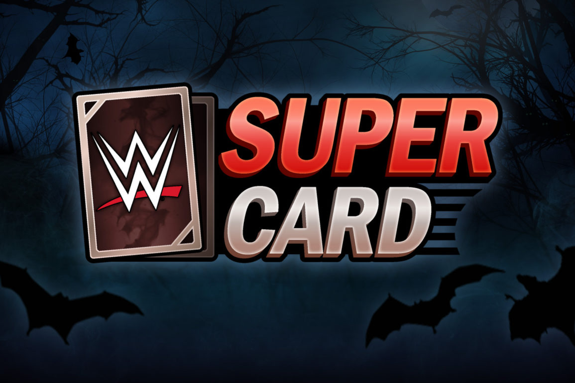 WWE SuperCard Halloween