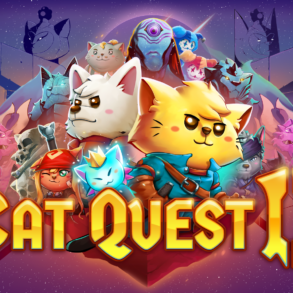 Cat Quest II - cover
