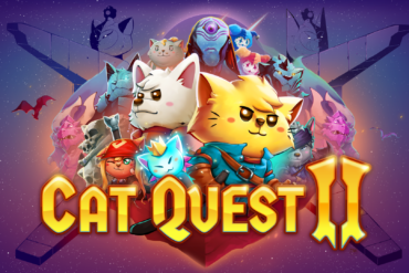 Cat Quest II - cover