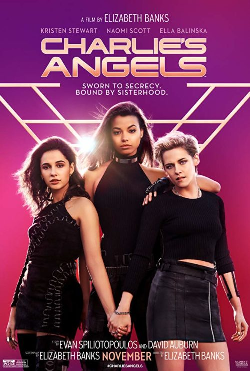 Charlies Angels 2019 Poster