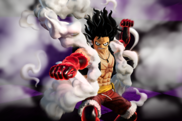 One Piece Pirate Warriors 4 - Gear Fourth Snakeman Luffy