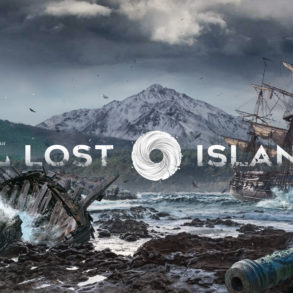 Ran: Lost Islands - key art