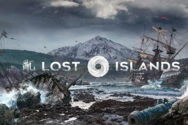 Ran: Lost Islands - key art