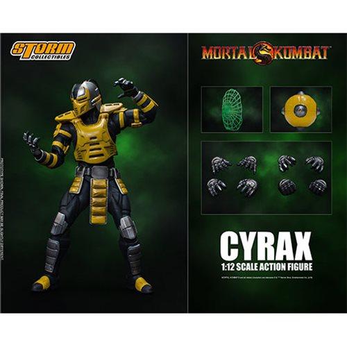Cyrax Storm EE