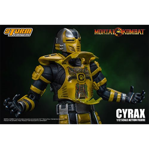 Cyrax MK Storm Collectibles 3