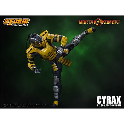 Cyrax MK Storm Collectibles 4