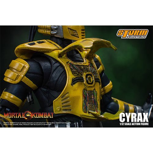 Cyrax MK Storm Collectibles 1