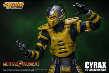 Cyrax MK Storm Collectibles 2