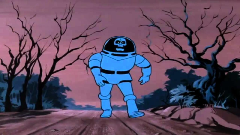 Scooby-Doo: Where Are You? - Spooky Space Kook