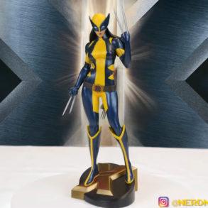 X 23 as Wolverine NNT