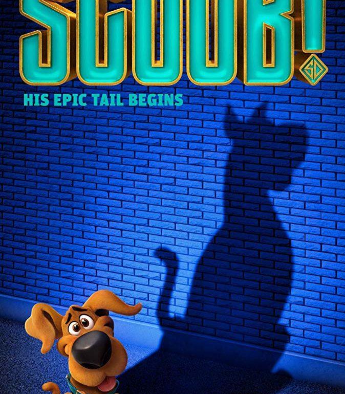 Scoob 2020 Poster