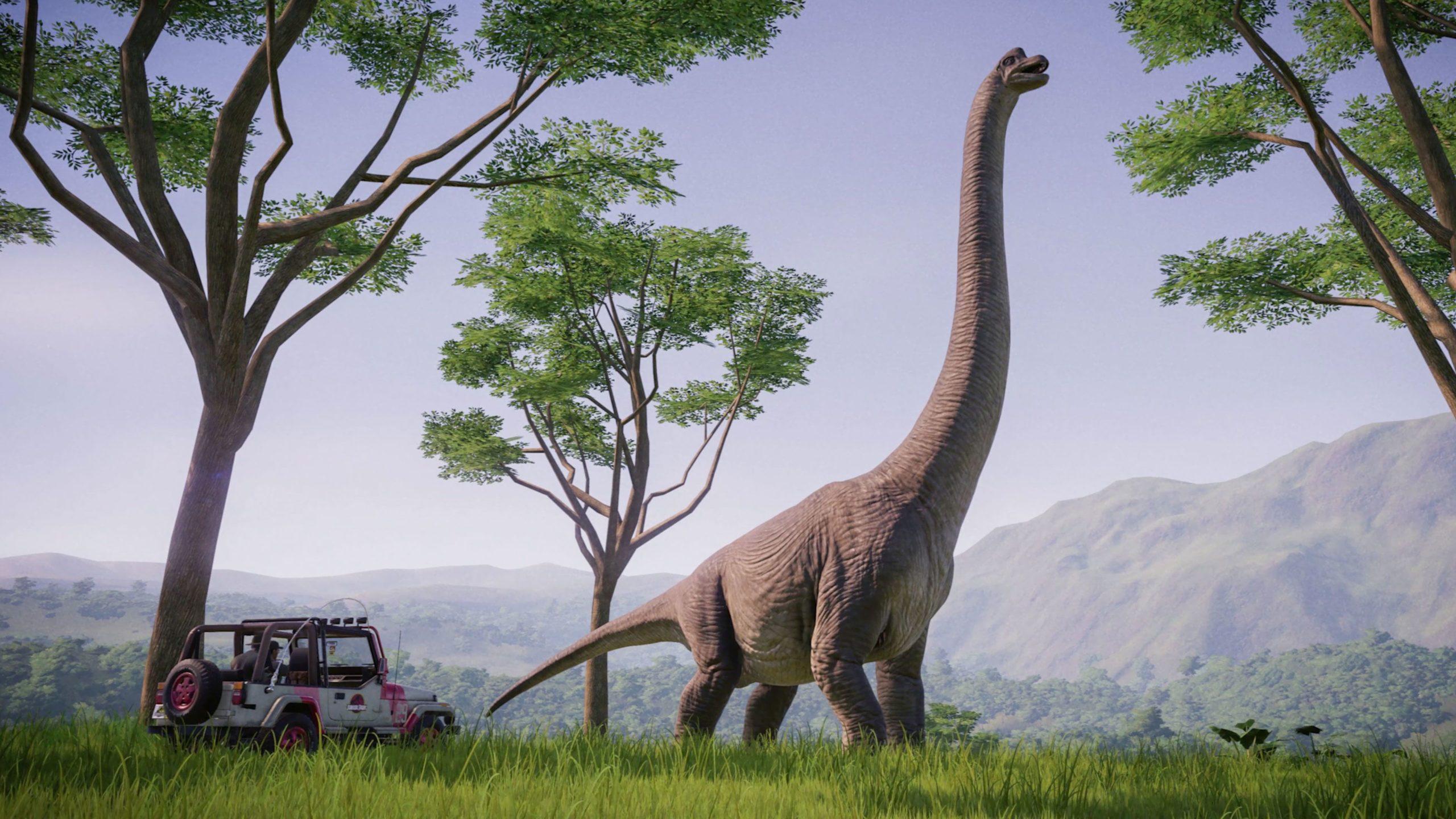 Jurassic World Evolution - Brachiosaurus