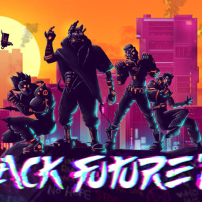 Black Future '88 - key art