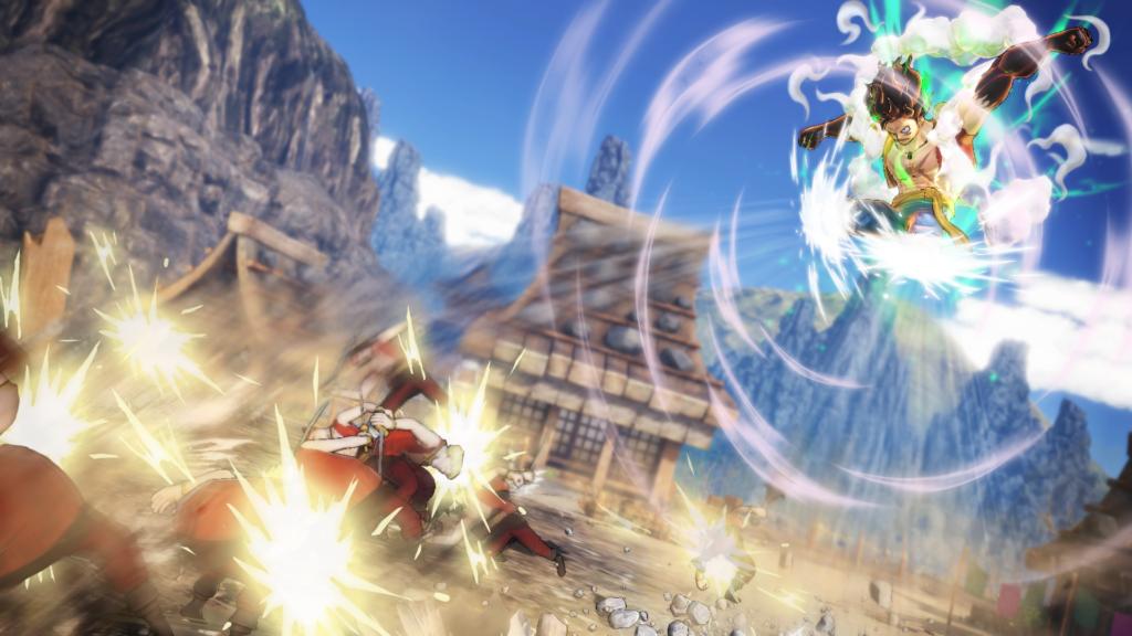 One Piece Pirate Warriors 4 - Snakeman