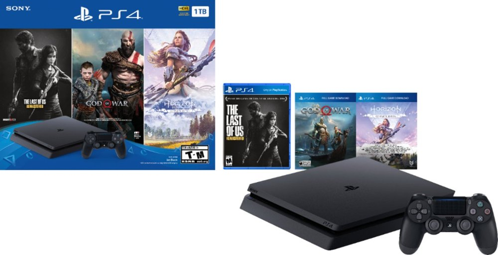 PS4 Holiday 2019 Bundle