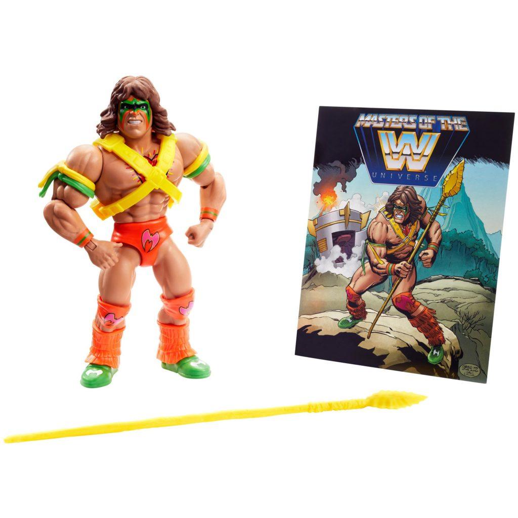 WWE MOTU 1