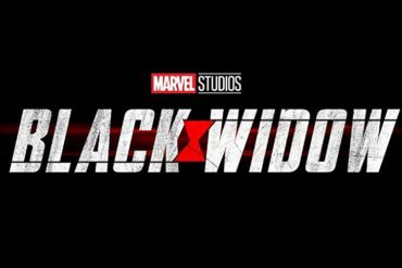 Black Widow Logo 2020