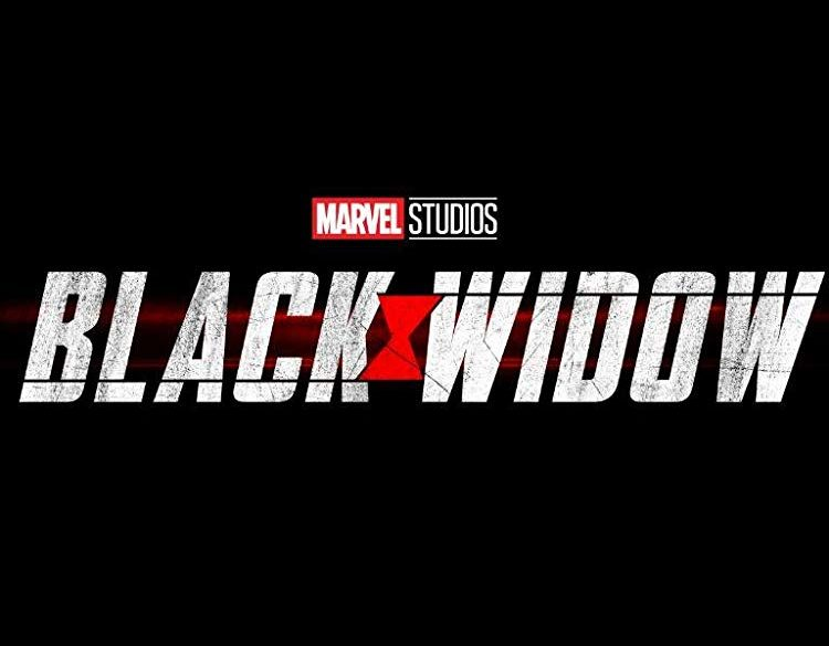 Black Widow Logo 2020