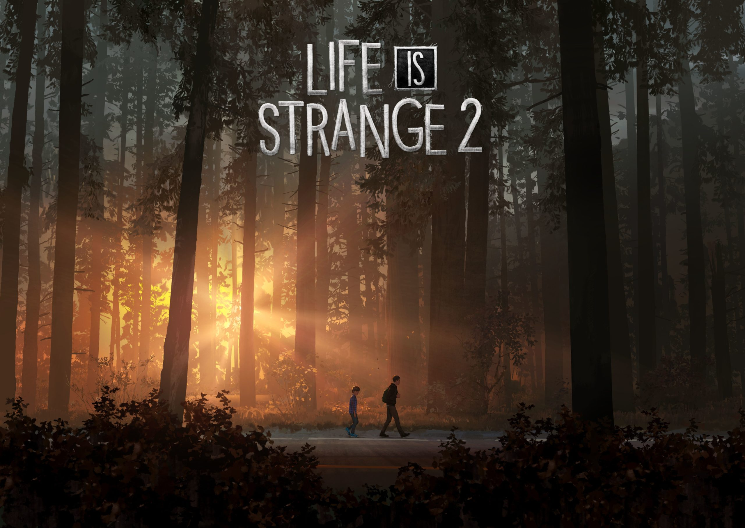 Life is Strange 2 - key art