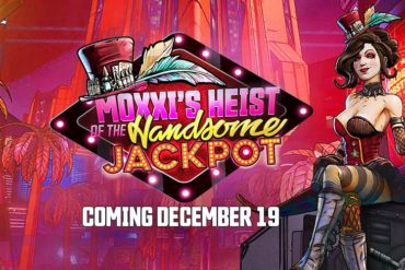 Borderlands 3 - Moxxi's Heist of the Handsome Jackpot