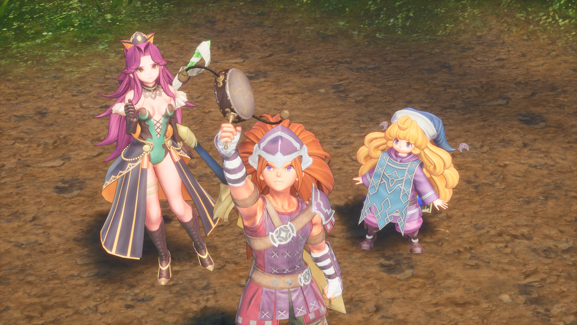Trials of Mana - Other