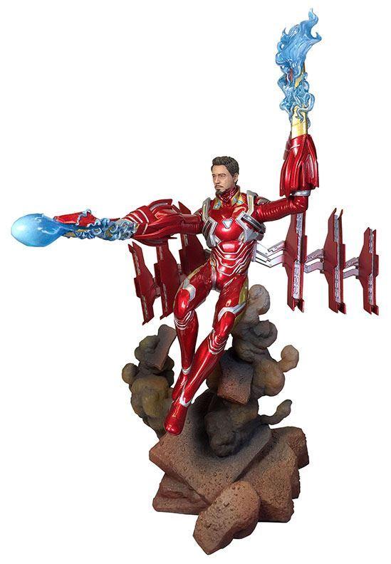 Iron Man MK50 Diamond Select 2