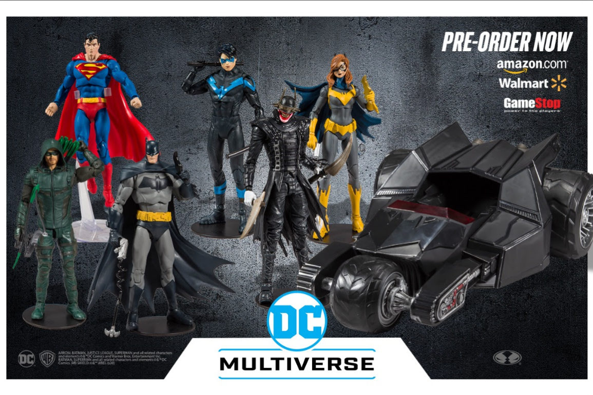McFarlane DC Multiverse
