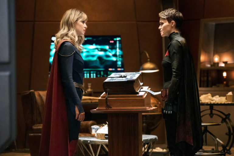 Crisis Crossover CW 2020