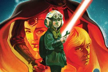 Stars Wars: Darth Vader #1 Del Mundo Variant