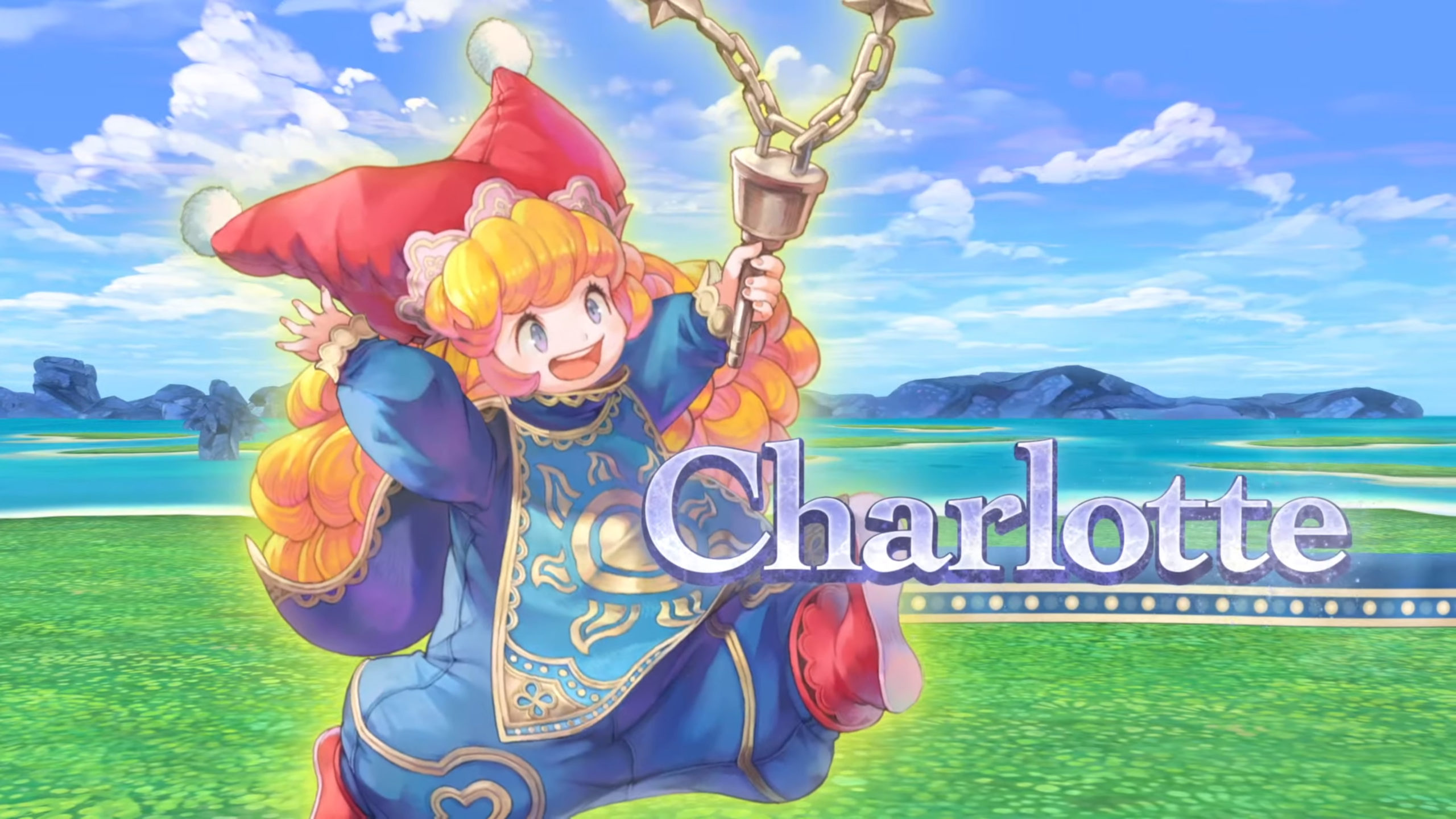 Trials of Mana - Charlotte