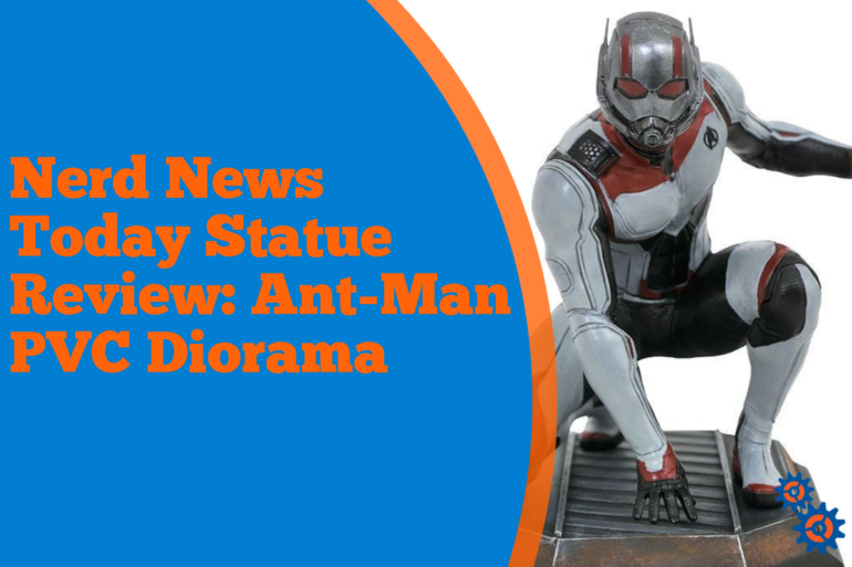 Ant Man Statue Review