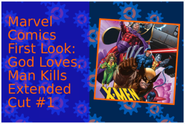 God Loves Man Kill Marvel