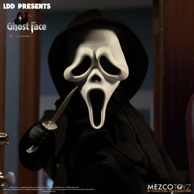 Mezco OneLDDGhostFace 3