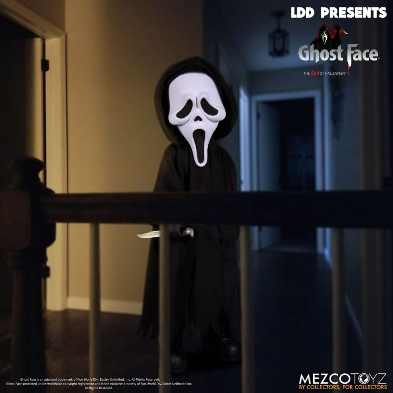 Mezco OneLDDGhostFace