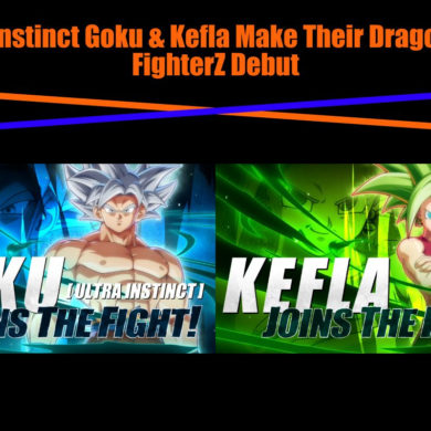 DBZ FighterZ DLC 3