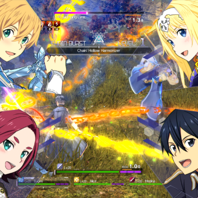 Sword Art Online: Alicization Lycoris - multiplayer