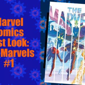 The Marvels 1 Slider