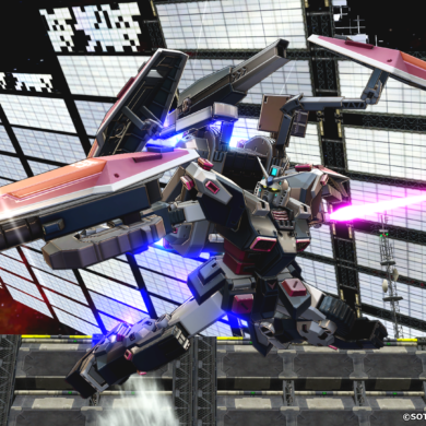 Mobile Suit Gundam Extreme vs. Maxiboost On - Full Armor Gundam