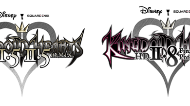 Kingdom Hearts - logo