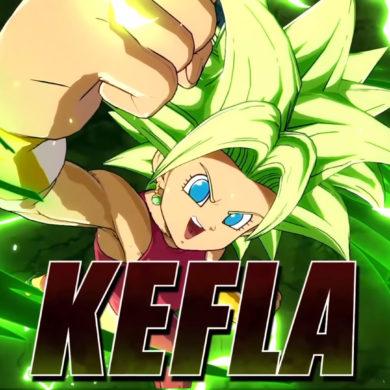 Dragon Ball FighterZ - Kefla