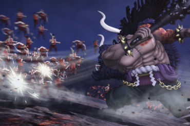 One Piece Pirate Warriors 4 - Kaido