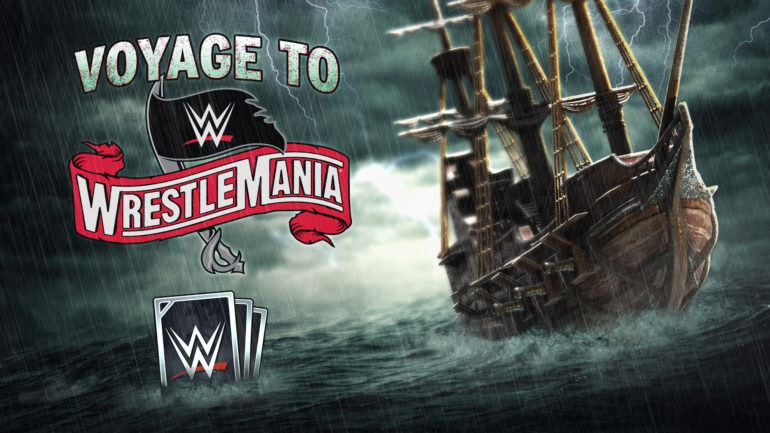 WWESC S6 Voyage to WrestleMania