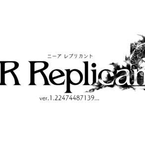 NieR Replicant - logo