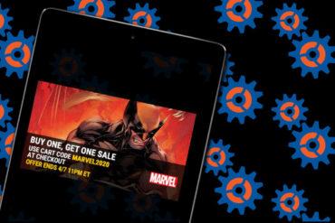 Marvel Digital B1G1 2020