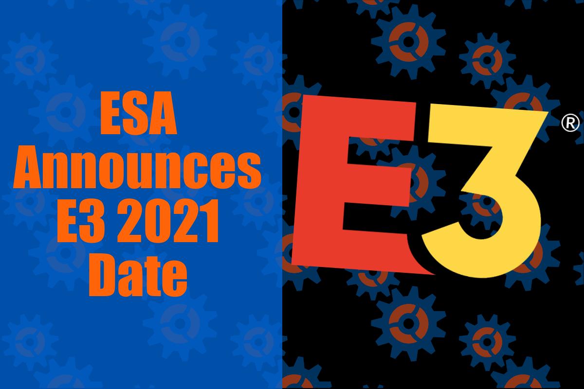 ESA Announces E3 2021 Date RAGE Works
