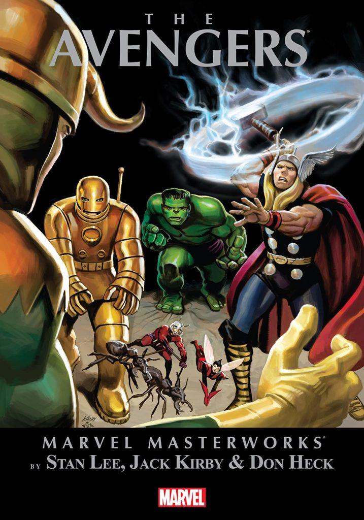 Avengers Masterworks Vol1