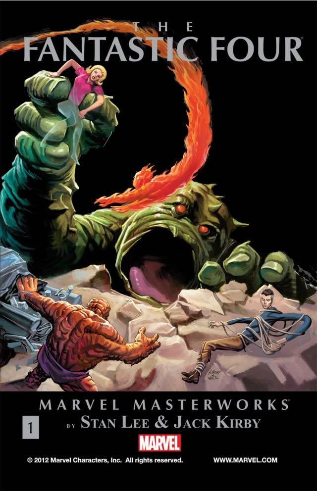 FF Masterworks Vol1