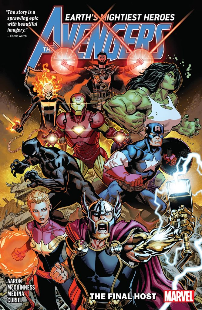 Avengers Aaron Vol1