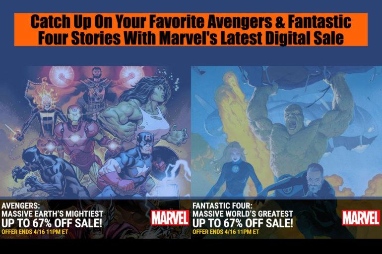 Avengers FF Sales 2020